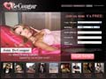 "idalia cougars dating site Google has decided that ads for ""cougar"" dating sites are not family friendly."