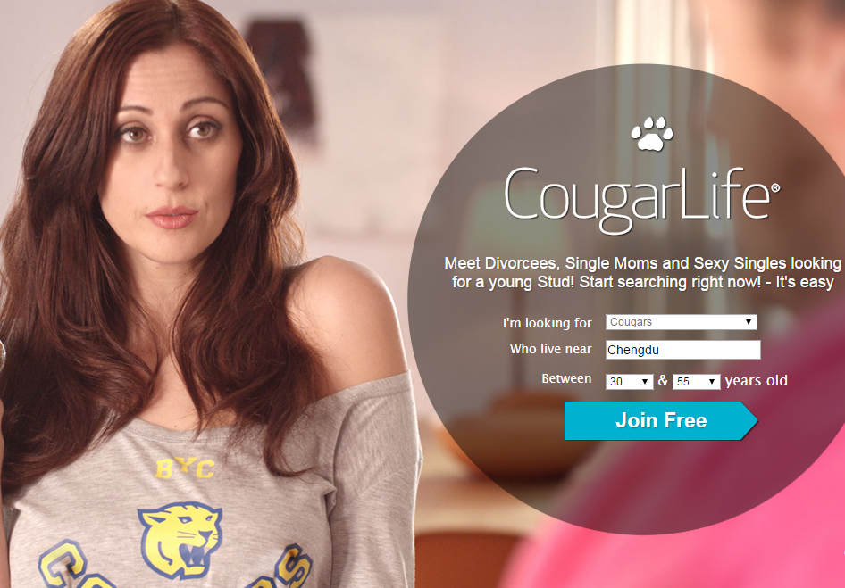 chicken cougars dating site Dating advice for cougars and cubs by the #1  i guess i'm just chicken--worried that i'll give a woman a compliment  where can i find cougars in .